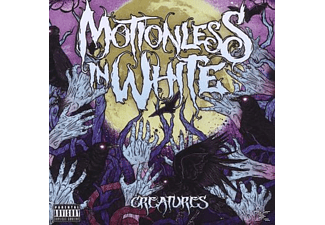 Motionless In White - Creatures [CD]