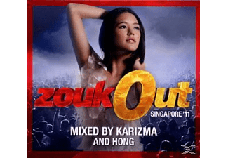 Various/Karizma And Hong (Mixed By), Various/Karizma & Hong (Mixed By) - Zouk Out Singapore'11. - (CD)