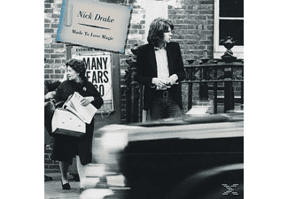 Nick Drake - Made To Love Magic [CD]