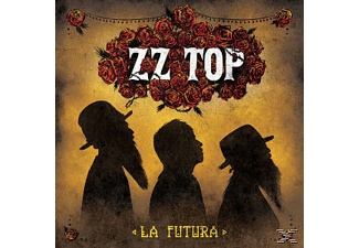 Zz Top LA FUTURA Rock CD