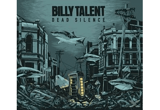Billy Talent DEAD SILENCE Rock CD