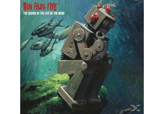 Ben Folds Five - The Sound Of The Life Of The Mind [CD]