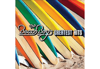 The Beach Boys - GREATEST HITS [CD]