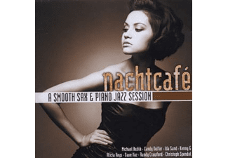 VARIOUS - Nachtcafe (A Smooth Sax & Piano Jazz Session) [CD]