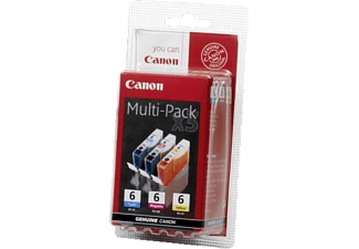 CANON BCI-6 Multipack Colour 4706A029