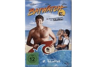 Baywatch - Staffel 2 [DVD]