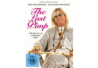 THE LAST PIMP - BERT WOLLERSHEIM - (DVD)