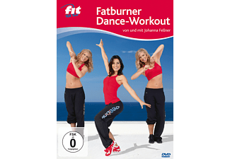Fit For Fun - Fatburner Dance-Workout [DVD]