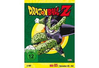Dragonball Z – Box 5 (Epsidoen139-164) [DVD]
