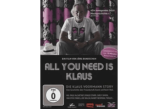 ALL YOU NEED IS KLAUS - (DVD)