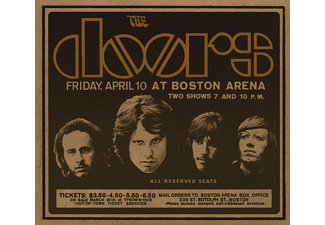 The Doors - Live From The Boston Arena 1970 [CD]