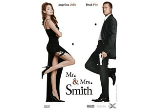 Mr. & Mrs. Smith (Steel Edition) - (DVD)