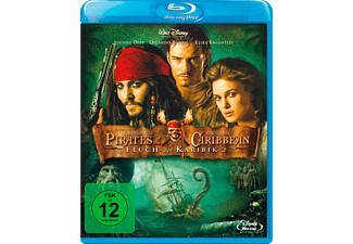 Pirates Of The Caribbean - Fluch der Karibik 2 - Dead Man's Chest - (Blu-ray)