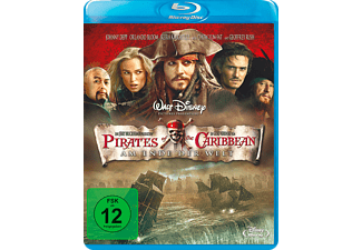 Pirates Of The Caribbean 3 - Am Ende der Welt - (Blu-ray)
