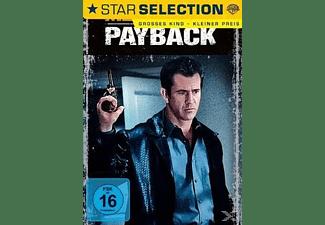 payback zahltag dvd abenteuer actionfilme dvd mediamarkt. Black Bedroom Furniture Sets. Home Design Ideas