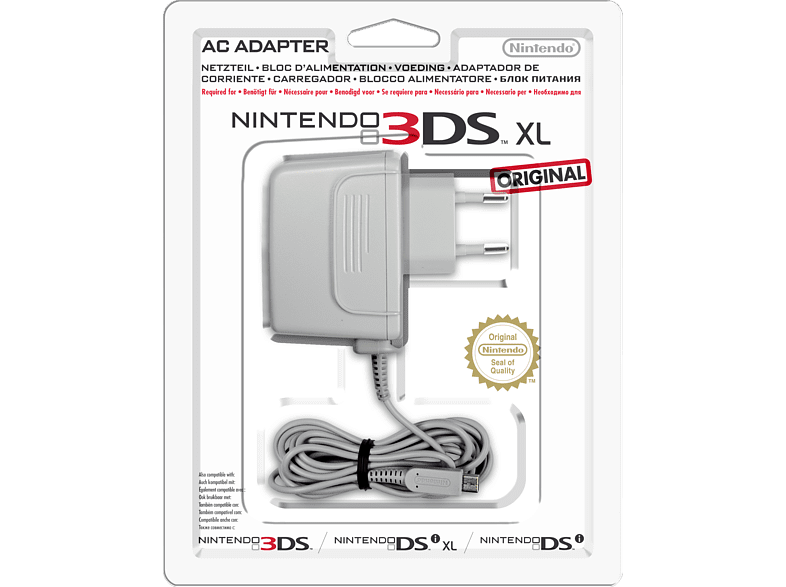 NINTENDO AC Adapter gaming φορητές κονσόλες αξεσουάρ 2ds  3ds gaming   offline nintendo ds αξεσουάρ
