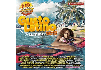 VARIOUS - Gusto Latino Summer 2012 - (CD)