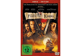 Fluch der Karibik - Movie-Edition - (DVD)