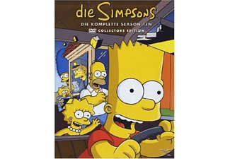 Die Simpsons - Staffel 10 - (DVD)