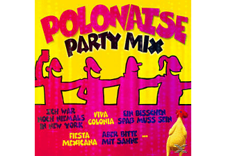 VARIOUS - Polonaise Party Mix - (CD)