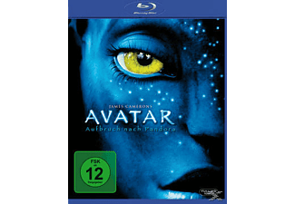 Avatar - Aufbruch nach Pandora Science Fiction Blu-ray