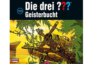 SONY MUSIC ENTERTAINMENT (GER) Die drei ??? 150: Geisterbucht