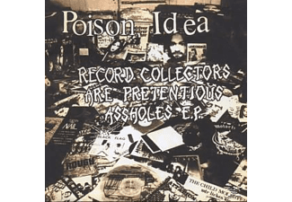 Poison Idea - The Fatal Erection Years - (CD)