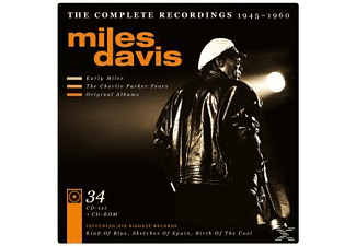 Miles Davis - Miles Davis: The Complete Recordings (1945-1960) [CD]