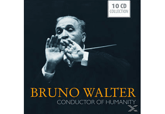 Bruno Walter - Conductor Of Humanity [CD]
