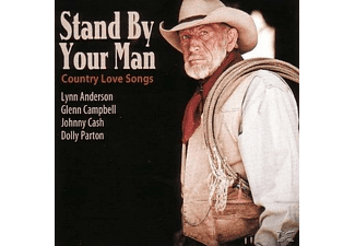 VARIOUS - Stand By Your Man - Country Love Songs - (CD)