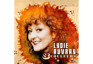 Lydie Auvray - 3 Couleurs - (CD)