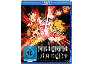 Full Metal Alchemist - The Sacred Star of Milos - (Blu-ray)