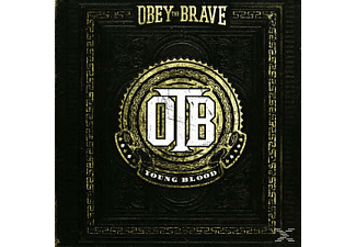 Obey The Brave - Young Blood - (CD)