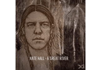 Nate Hall - A Great River - (Vinyl)