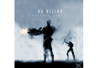De/Vision - Rockets+Swords - (CD)