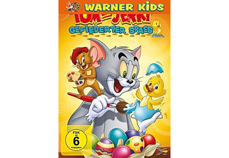 Tom und Jerry - Gefiederter Spass - (DVD)