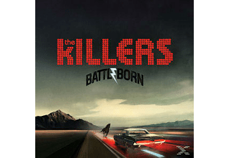 The Killers BATTLE BORN Rock CD