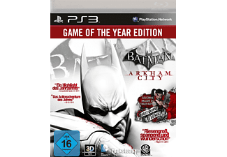 Batman: Arkham City (Game of the Year Edition) - PlayStation 3