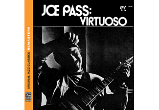 Joe Pass - Virtuoso (Ojc Remasters) - (CD)
