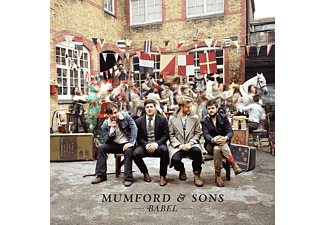 Mumford & Sons - Babel (Deluxe Version) [CD]