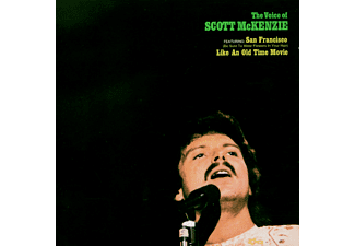 Scott Mckenzie - The Voice Of Scott Mckenzie [CD]