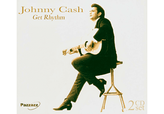 Johnny Cash - Get Rhythm - (CD)