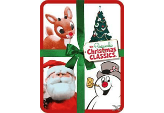 CHRISTMAS CLASSICS-FROSTY+RUDOLPH (LIMITED) [DVD]