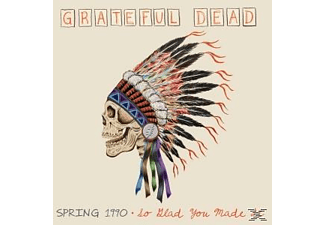 Grateful Dead - Spring 1990, So Glad You Made It [CD]