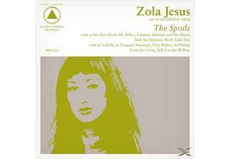 Zola Jesus - The Spoils - (Vinyl)