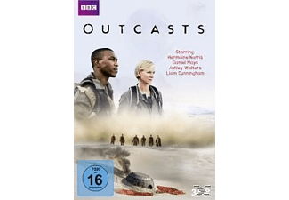 OUTCASTS - STAFFEL 1 (BBC) [DVD]