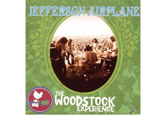 Jefferson Airplane, Various - Jefferson Airplane: The Woodstock Experience [CD]