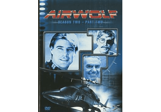 AIRWOLF 2.2.SEASON - (DVD)