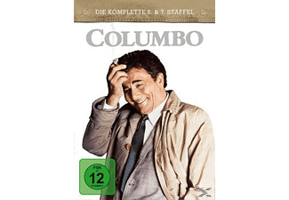 Columbo - Staffel 6-7 [DVD]