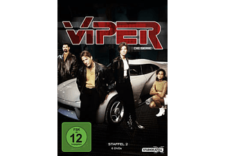 VIPER 2.STAFFEL [DVD]